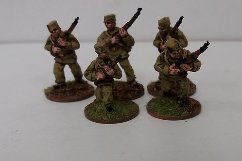 North Korean Rifles