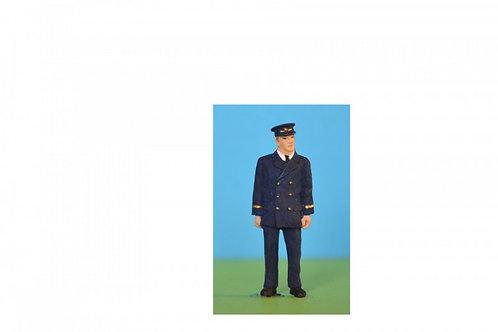 1/32 Scale Railway Figures & Crew (Gauge 1)