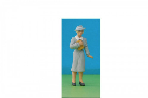 1/48 Standing Figures for Coaches