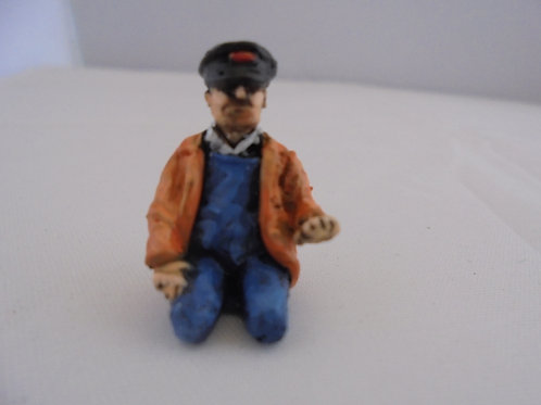 O Gauge Motive Power Driver (1/2 figure)