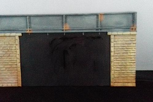 OO Gauge Low Relief Iron Bridge