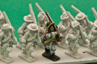 Line Musketeers