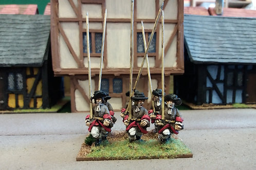 Pikemen, Soft Hat