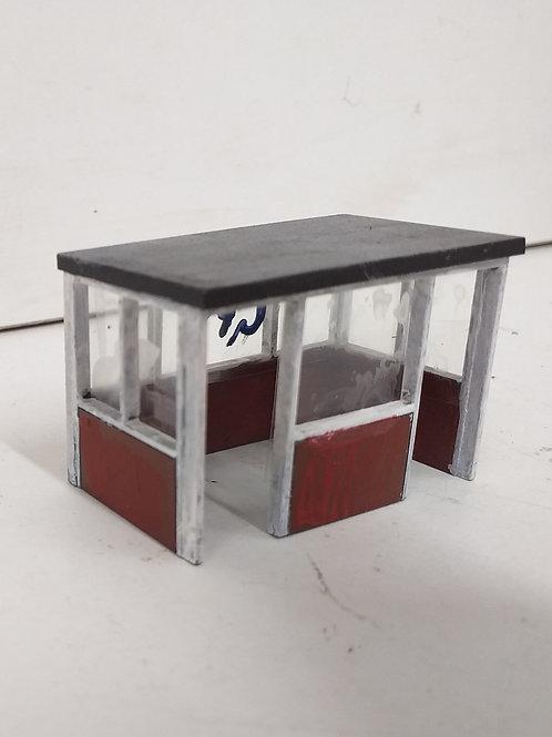 OO Platform Shelter