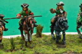 Dragoon Command in Tricorn