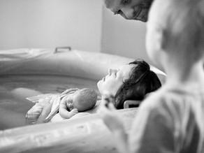 Parto en casa ¿Cómo registrar al bebé?