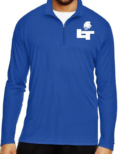 Mens' 1/4 Zip Performance Long Sleeve - ABTT31