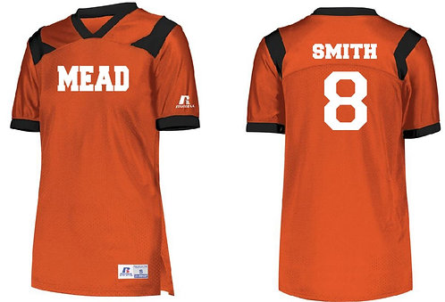Mead Ladies Colorblock Football Jersey - 493X