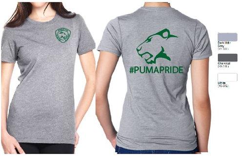 #Puma Pride Ladies Blend Tee - AB6610