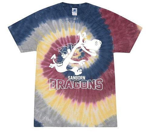 Youth Tie-Dye Tee -ABCD100Y