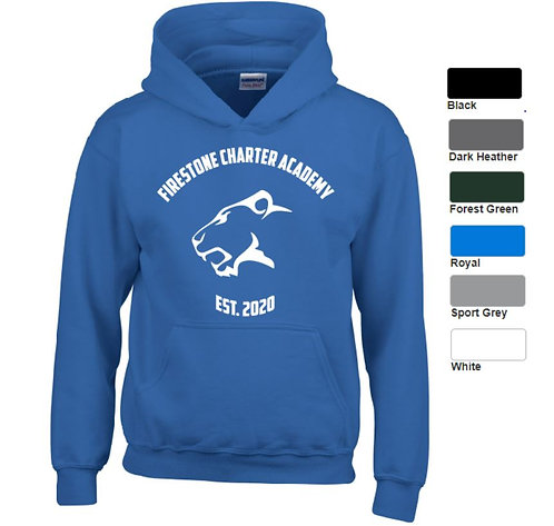 Youth Heavy Blend Hoodie - ABG185B (NOT dress code approved)