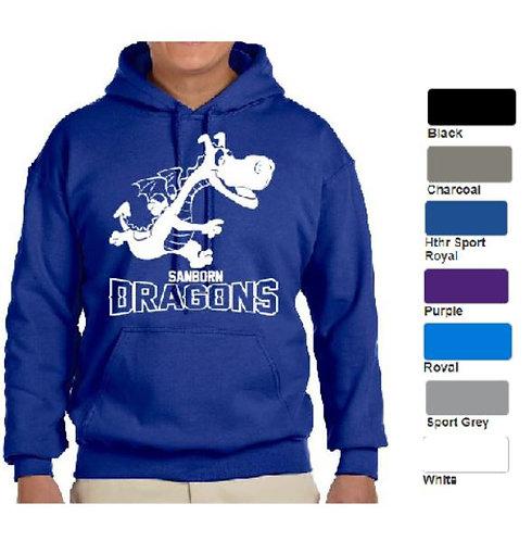 Adult Heavy Blend Hooded Sweatshirt - ABG185