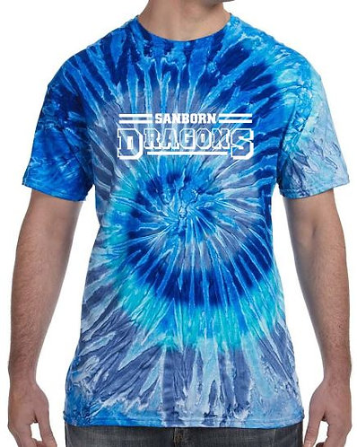 Adult Tie-Dye Tee - ABCD100