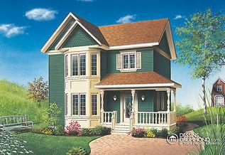 maison 2 étages