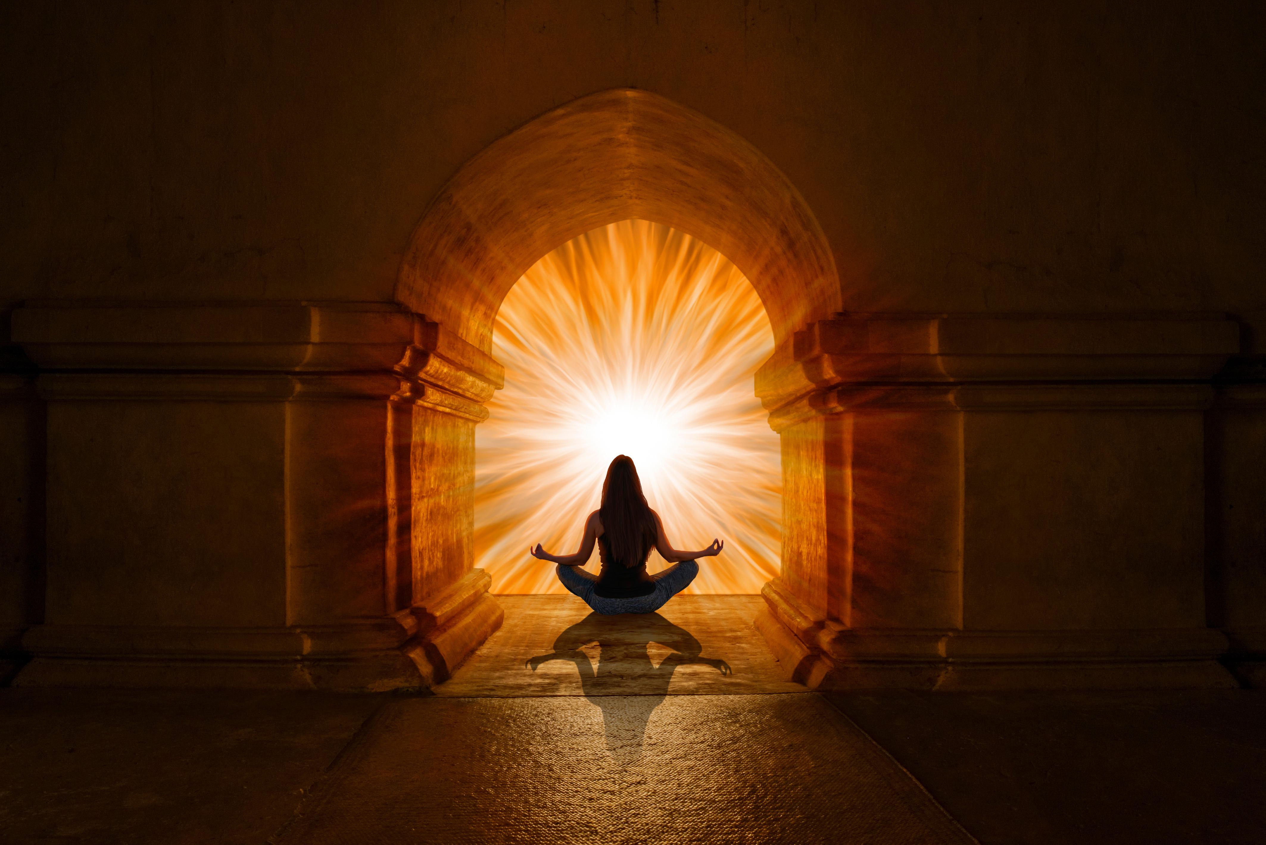 Spiritual Meditation Class 9:00PM