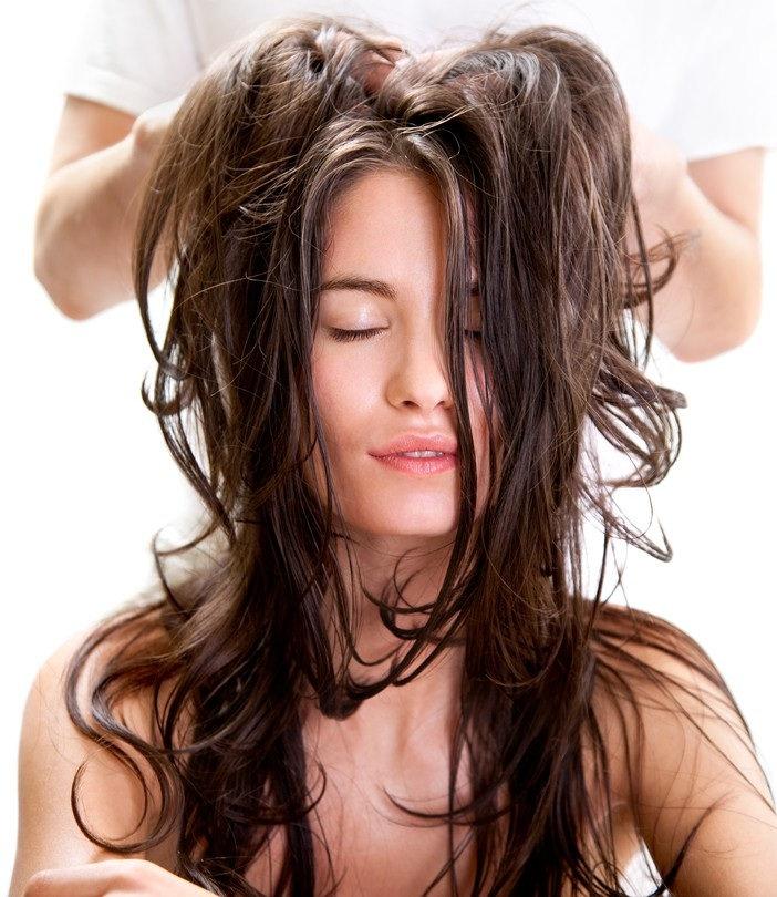Indian Head Massage 30 Mins