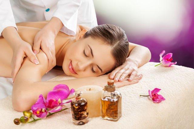 Aromatherapy Massage 30 Mins