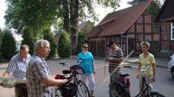 Gemeinsame Fahrradtour...