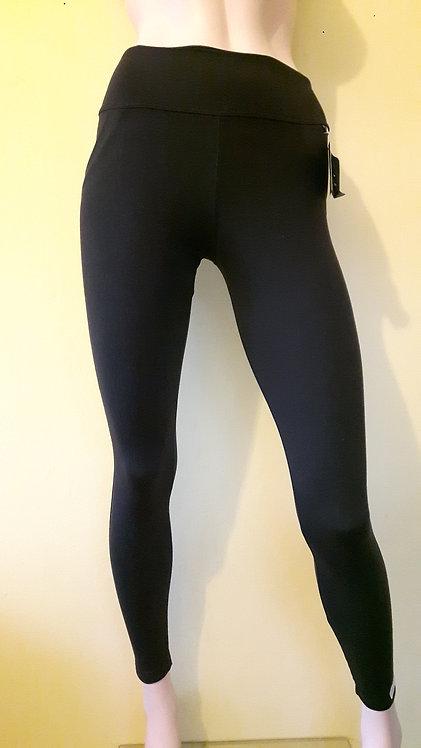 Black Leggings with pocket detail/ Body Shaping / Adithiva