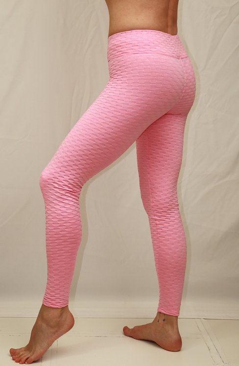 Textured Leggings / Various Colours Body Shaping /