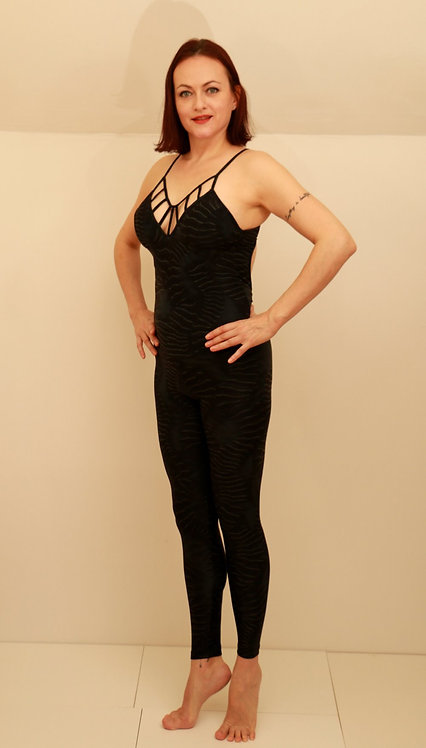 Smooth Strappy Jumpsuits / S 523