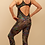 Thumbnail: Smooth Strappy Jumpsuits / S 523