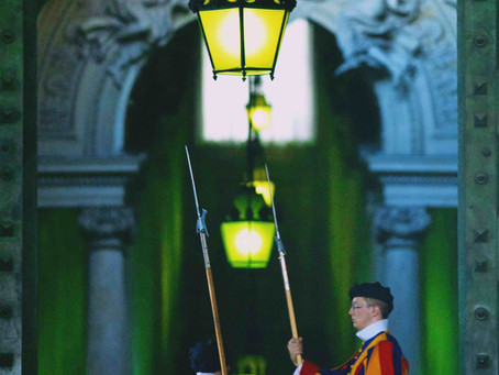 4. Swiss Guards: