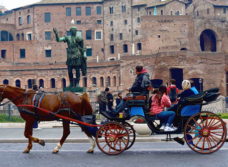 7.Rome by Day, Old Style