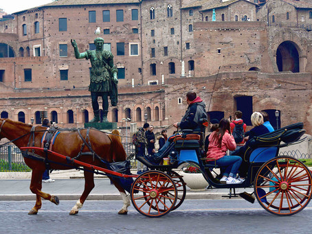 7.	Rome by Day, Old Style