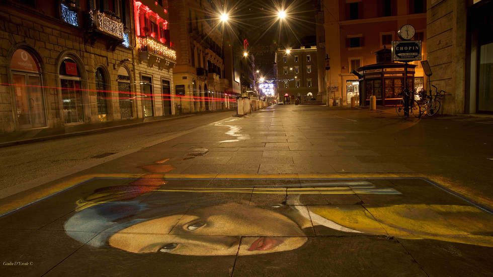 Vermeer on a Rome by Night Photo Tour