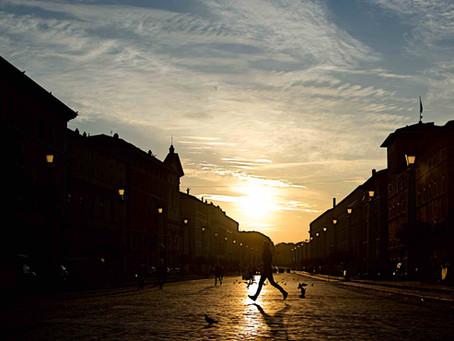 49. Wa(l)king up in the Roman Sunrise