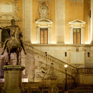 Marco Aurelio at Campidoglio