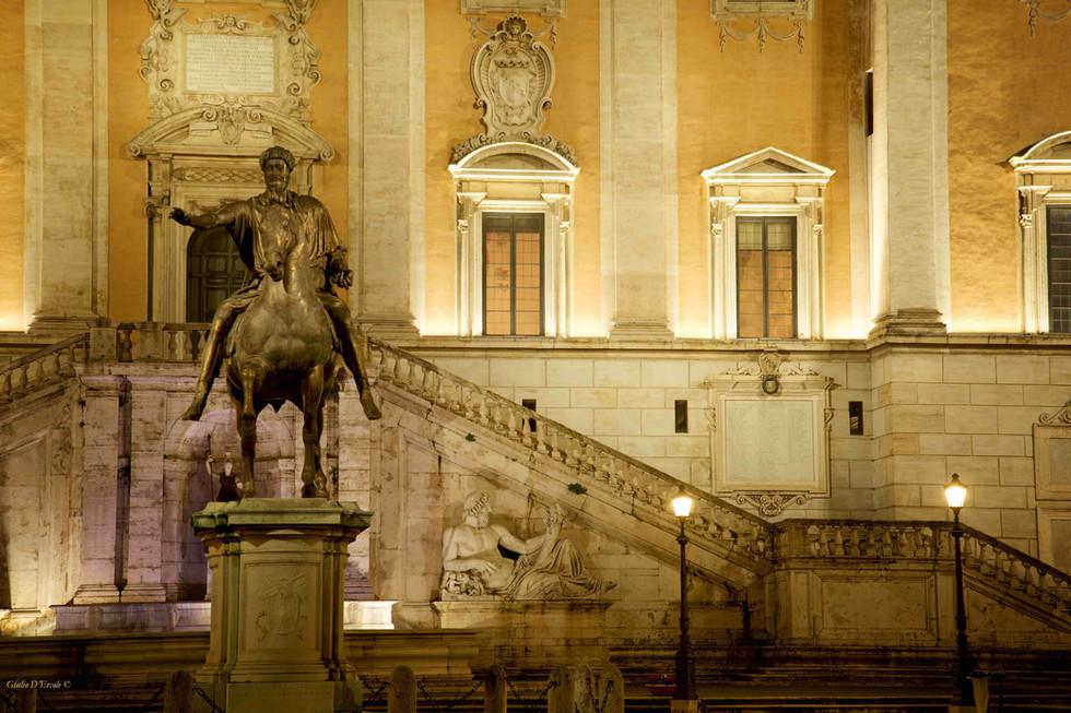 Marco Aurelio at Campidoglio, Rome