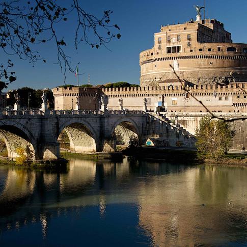 Rome Photo Fun Tours at Castel Sant'Angelo