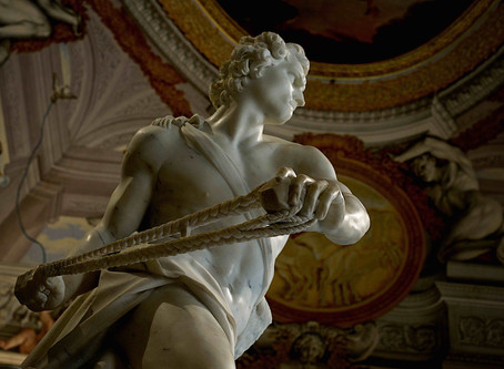 65. David: Marble becomes Biblical Life in Action
