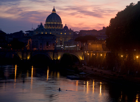 53. Going solo on the Tiber