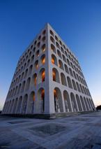 The Square Colosseum, Eur, Rome
