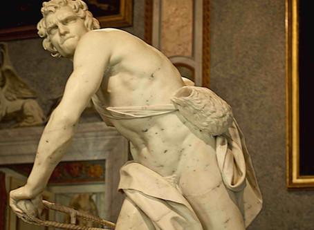 66. Bernini's David: Dynamism, Strength and Determination