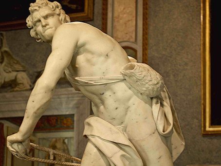 66. Bernini's David: Dynamism, Strength and Determination