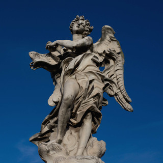Elegance and grace in the Roman sky