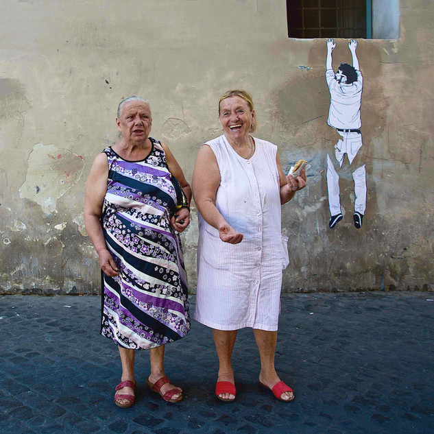 Women of Trastevere