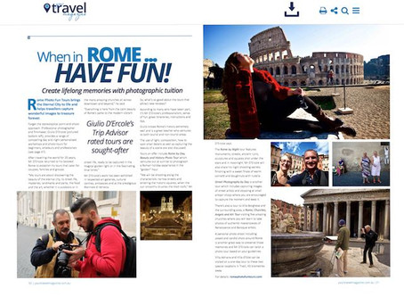 144. Rome Photo Fun Tours cares about You! Be informed! Travel Safely!