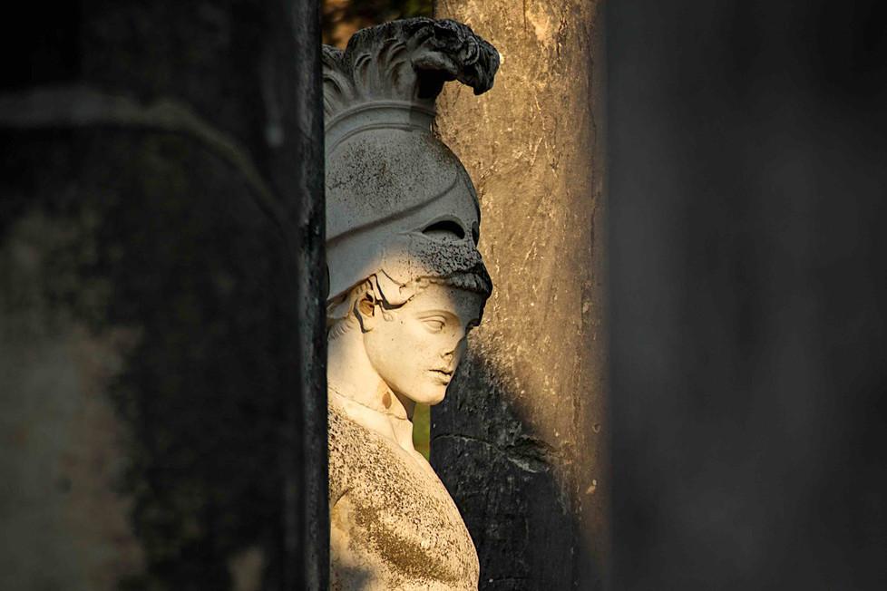 Villa Adriana, Sculpture 9441 - Version