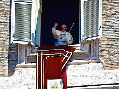 92. Pope Francis and Christmas Day