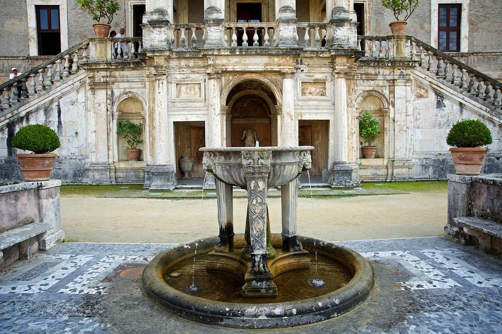 Villa d'Este facade