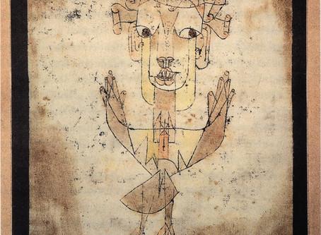 162. Paul Klee Angelus Novus - Past, Present and Future