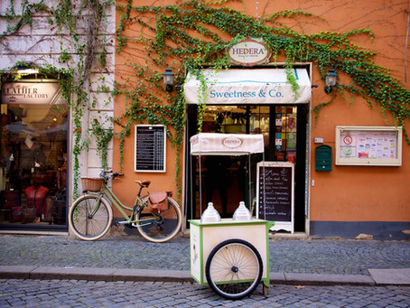 85. Borgo, Roman Tradition and Picturesque Corners