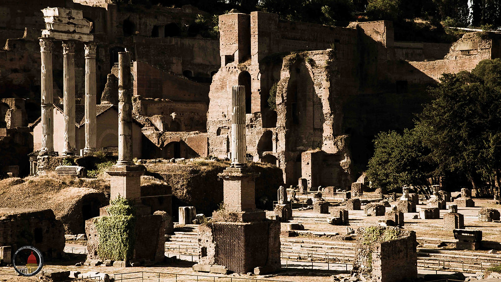 Roman forums between Colosseum and Palatine hill. Rome by day Beauty and history photo tours by Giulio D'Ercole, Rome Photo Fun Tours