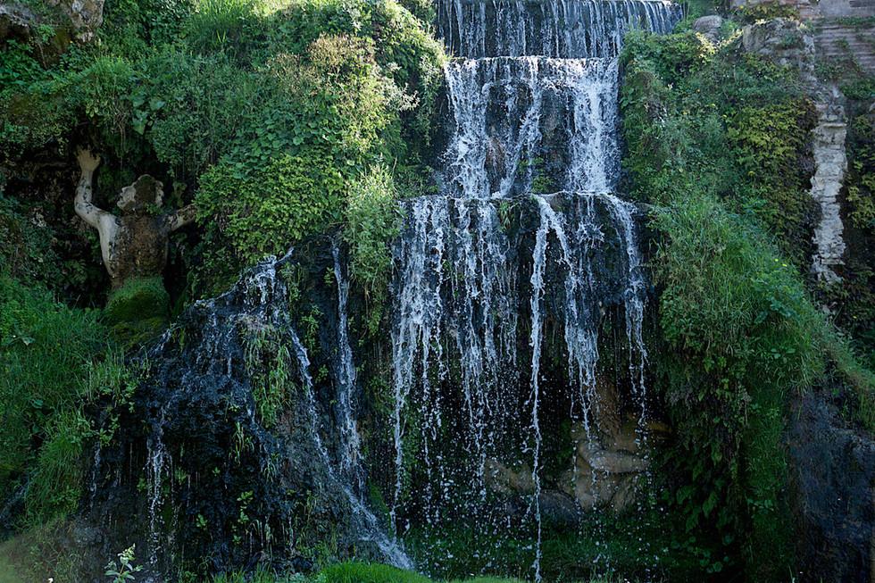 Villa d'Este Waterfall
