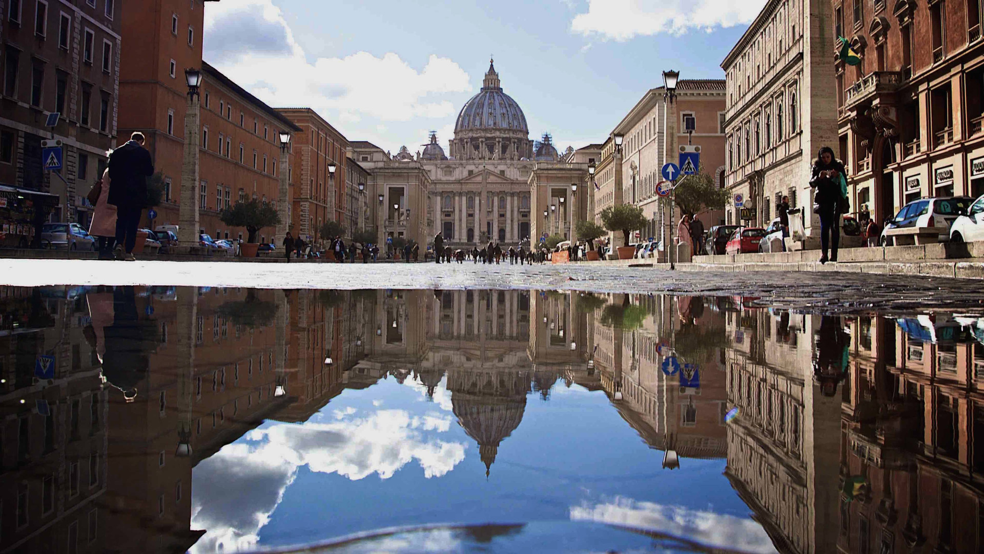 Reflections of Saint Peter's Church